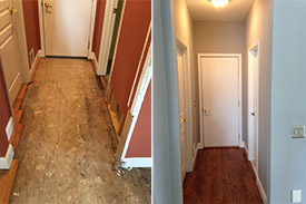 Water Damage Poughkeepsie